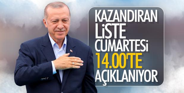 Başkan Erdoğan 40 ilin adaylarını açıklayacak