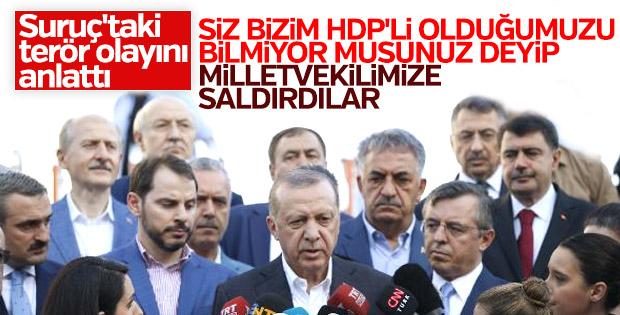 Cumhurbaşkanı Erdoğan: Bu işin peşini bırakmayacağız