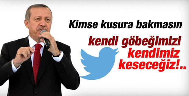 Başbakan Erdoğan'dan ilk twitter yorumu