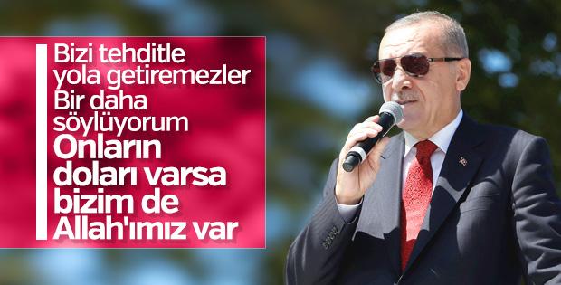 Erdoğan'ın yastık altındaki dolarları çıkarın çağrısı