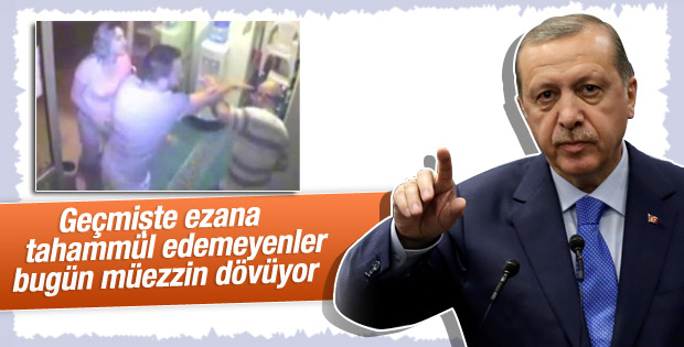Cumhurbaşkanı Erdoğan: Selalara dayanamayanlar oldu
