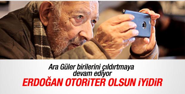 Duayen fotomuhabir Ara Güler konuştu