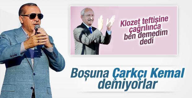 Cumhurbaşkanı Erdoğan'ın Bingöl konuşması