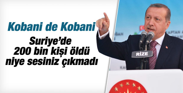 Erdoğan Rize Valiliği'nde akşam yemeğine katıldı