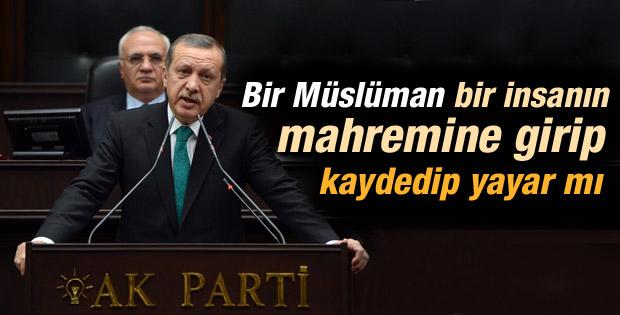 Başbakan Erdoğan'ın grup toplantısı konuşması - izle