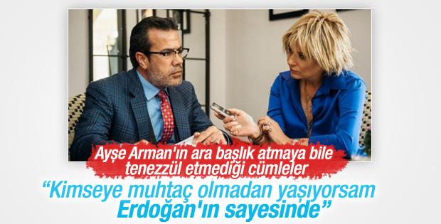 Özgecan'ın babasından Erdoğan'a teşekkür
