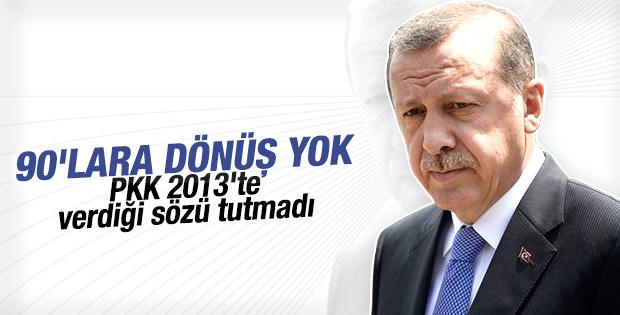 Cumhurbaşkanı Erdoğan uçakta konuştu