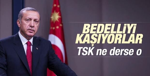 Erdoğan'dan bedelli askerlik açıklaması İZLE