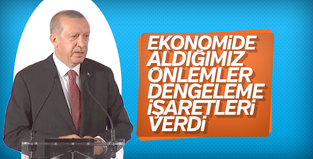 Başkan Erdoğan'ın Türkiye-Macaristan İş Forumu konuşması