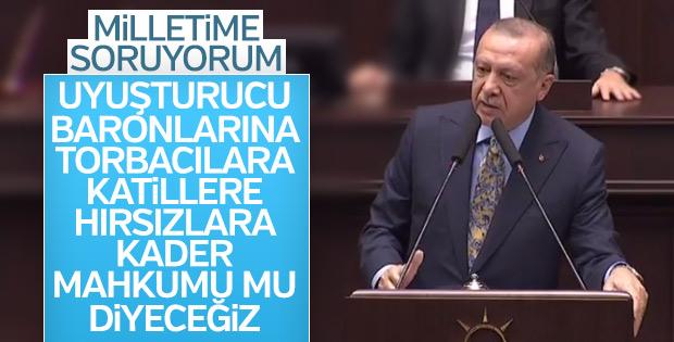 Başkan Erdoğan: Bunlara kader mahkumu diyebilir miyiz