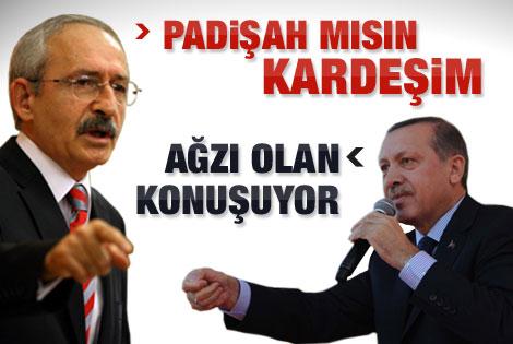 Erdoğan: Ağzı olan konuşuyor