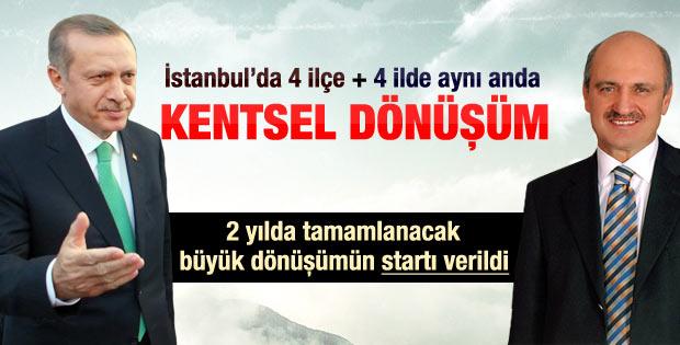 Erdoğan'ın Kentsel Dönüşüm Projesi konuşması