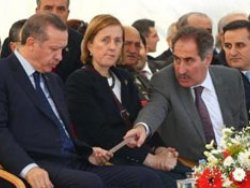 Erdoğan'la Günay'dan küs değiliz fotoğrafı