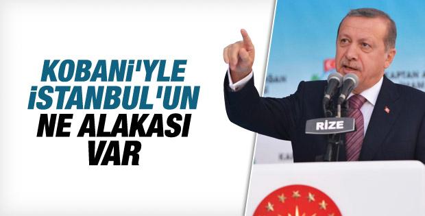 Erdoğan Rize'de İmam Hatip Lisesi açılış törenine katıldı