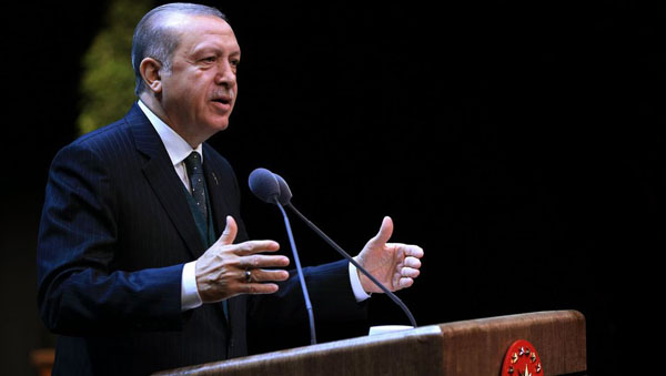 Erdogan reminded US about Boeing trade