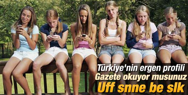 Türkiye'nin ergen profili: Yüzde 80'i mutlu