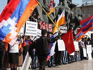 Ermeni Diasporası'dan Türkiye karşıtı yeni kampanya