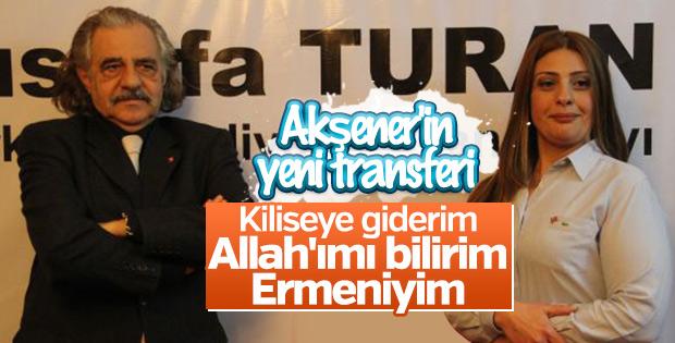 İYİ Parti'nin kurucuları arasında 2 Ermeni var