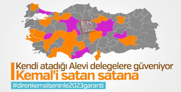 İzmir'de CHP'li delegeler imza verdi