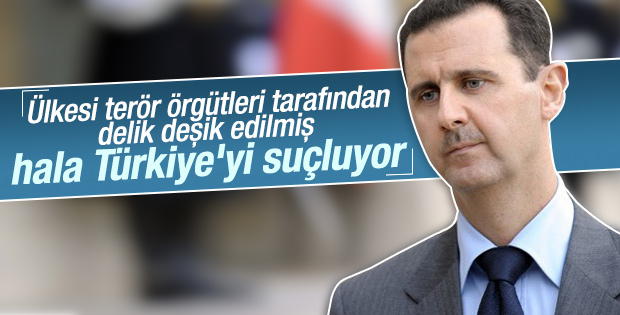 Suriye yönetiminden ilk açıklama
