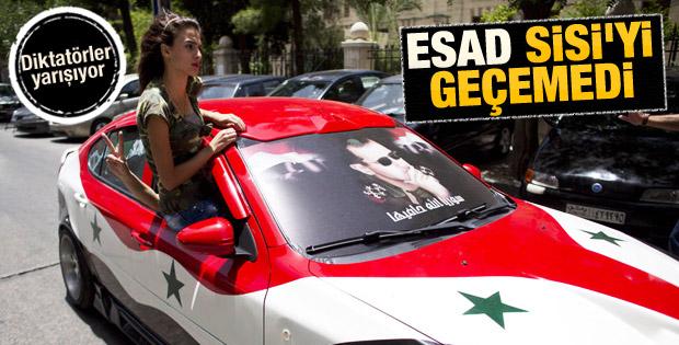 Suriye'de Beşşar Esad yeniden Devlet Başkanı