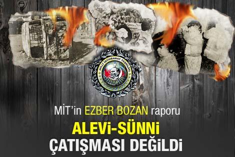 Maraş olayları Türk-Kürt çatışmasıydı
