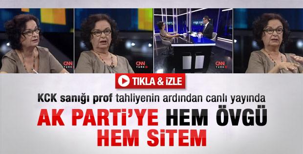 Büşra Ersanlı canlı yayına çıktı - izle