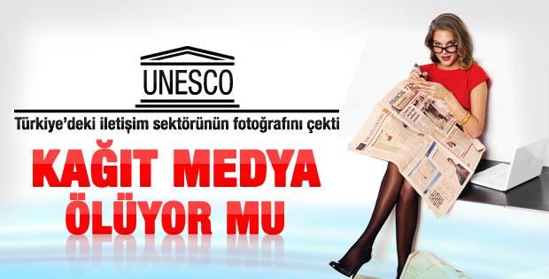UNESCO sordu: Kağıt medya ölüyor mu