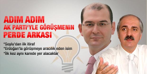 Adım adım Soylu ve Kurtulmuş'un AK Parti görüşmesi