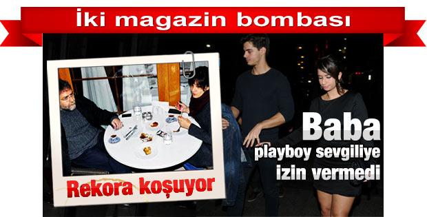 Günün iki magazin bombası