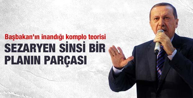 Erdoğan: Her kürtaj bir Uludere'dir