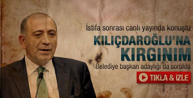 Gürsel Tekin'den İstanbul için adaylık sinyali