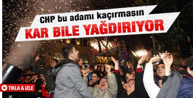 İstanbul'da Yılbaşı coşkusu