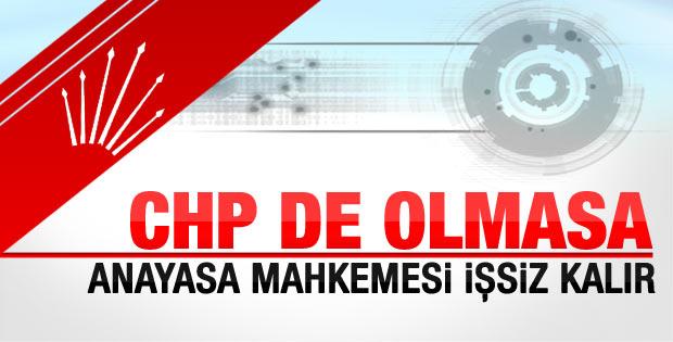 CHP sendikalar yasası için Anayasa Mahkemesi'ne gidiyor