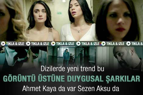 Uçurum'a damga vuran Sezen Aksu şarkısı - Video