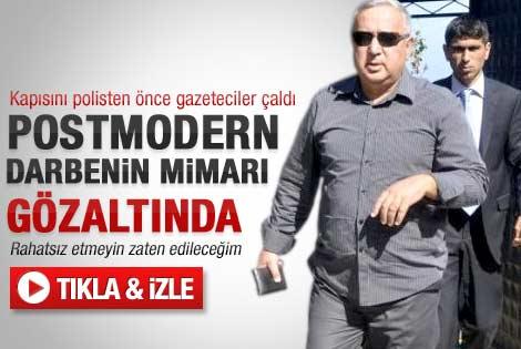 Erol Özkasnak gözaltına alındı