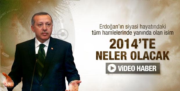 Başbakan'ın danışmanı: 2014'te Erdoğan cumhurbaşkanı
