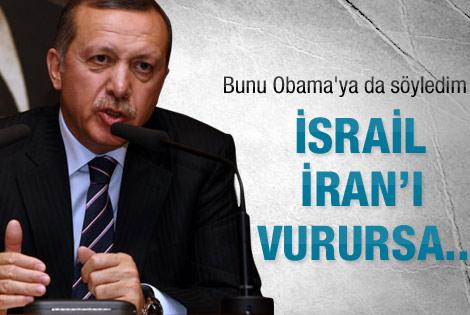 Erdoğan: Bunu Obama'ya söyledim