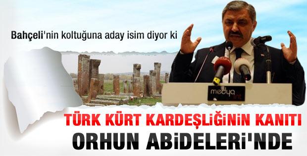 Türk ve Kürt kardeştir işte kanıtı