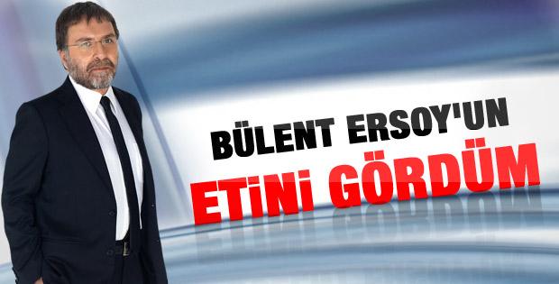 Ahmet Hakan: Tez o isimleri kasap vitrininden çekin