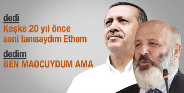 Sancak'tan Erdoğan'a: Ben MAO'cu siz Akıncı'ydınız