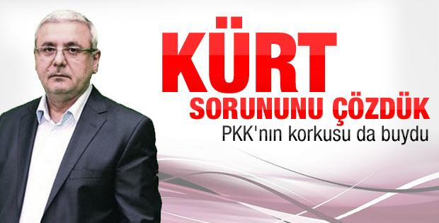 Mehmet Metiner: Kürt sorununu çözdük - izle