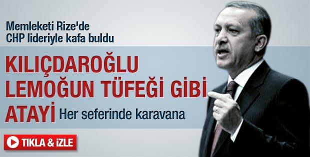Erdoğan'ın Rize İl Kongresi konuşması - Video