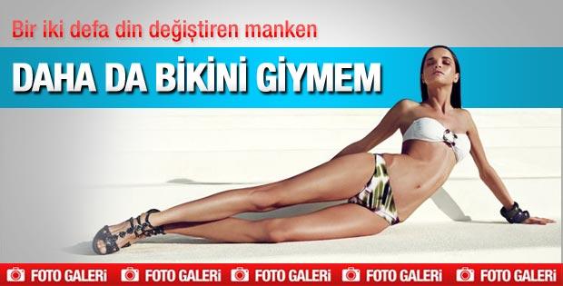 Tuğçe 500 bin TL teklif edilse bile bikini giymeyecek