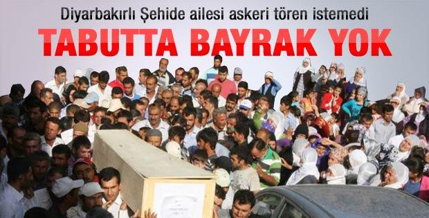 Şehit Hakan Koçer'in ailesi askeri tören istemedi