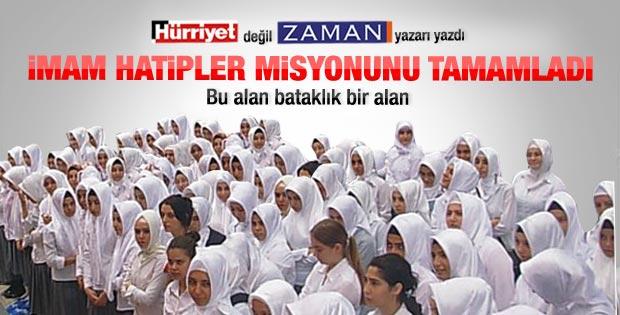 Mümtazer Türköne: İmam Hatipler misyonunu tamamladı