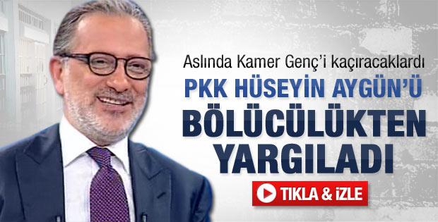 Altaylı: PKK Aygün'ü bölücülükten yargıladı - izle