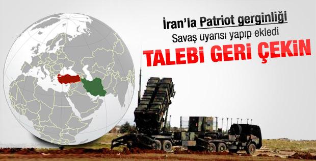 İran'dan Türkiye'ye bölgesel savaş uyarısı