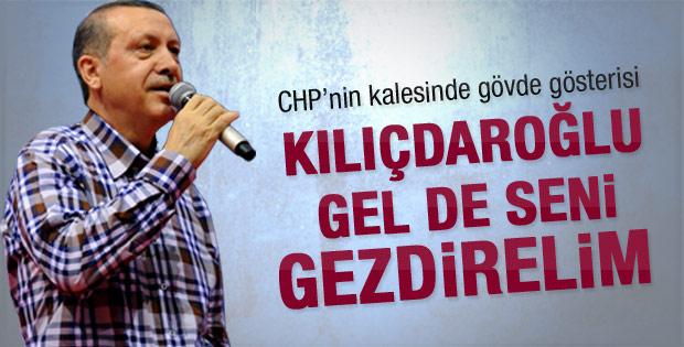 Başbakan Erdoğan İzmir'de - izle