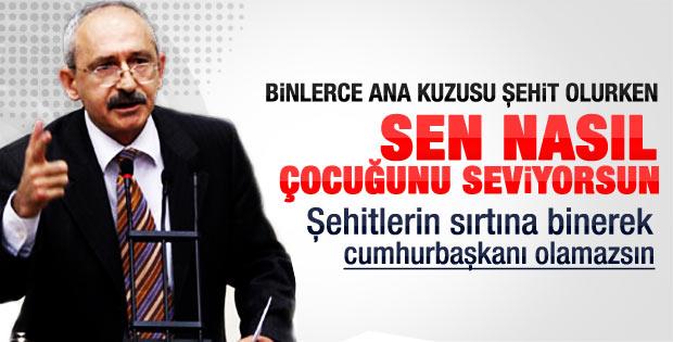 Kılıçdaroğlu'nun parti grubu konuşması